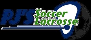 PJ'S Soccer Lacrosse Logo