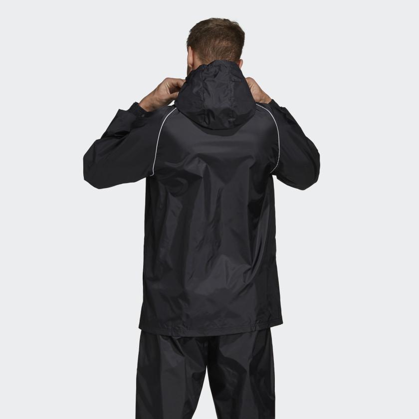 24d054ea14be4 Adidas Core 18 Rain Jacket – PJ'S Soccer Lacrosse